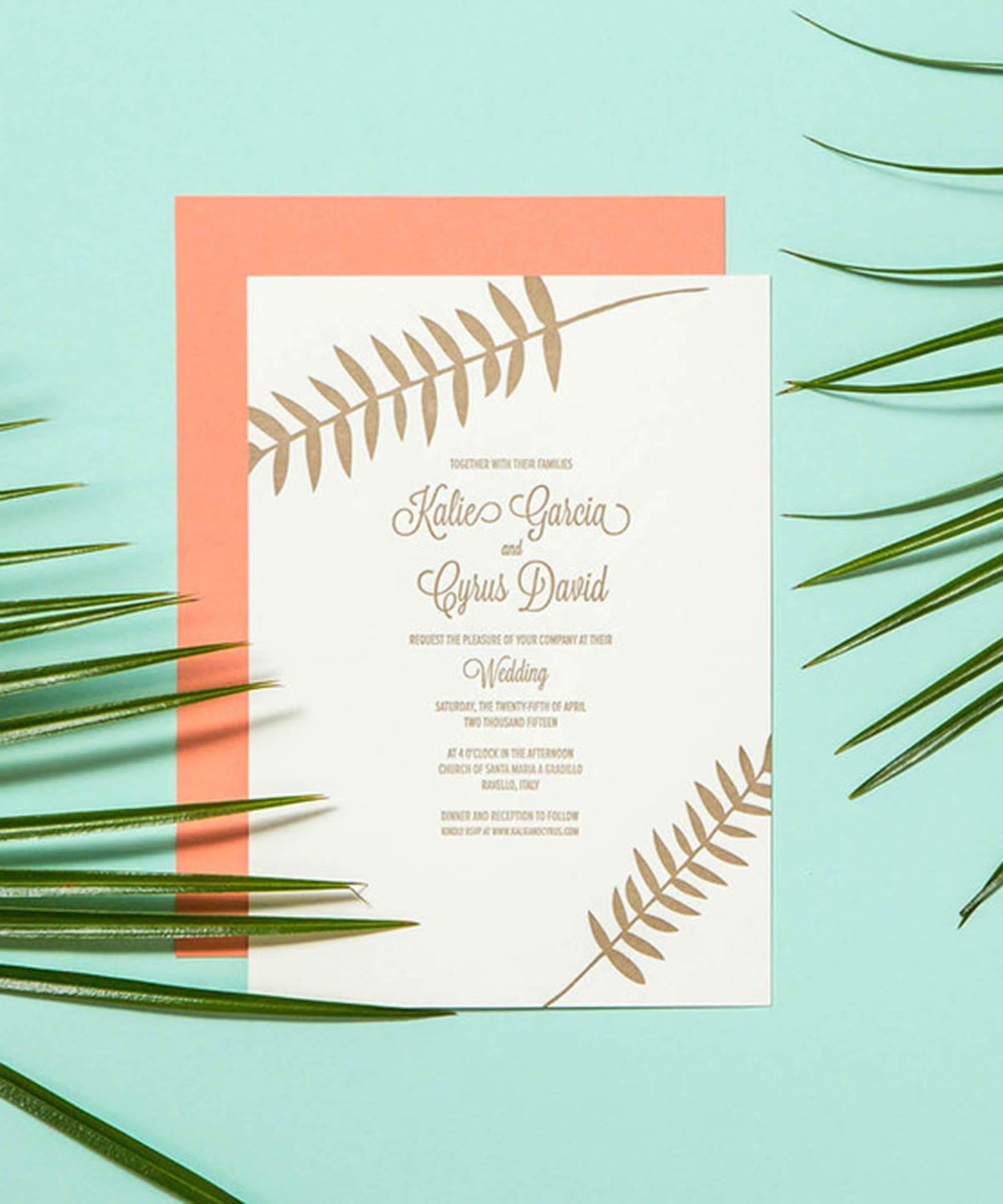 Fullsize Of Wedding Invitation Ideas