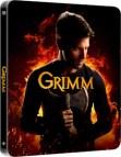 Grimm: Season 5 - Limited Edition Steelbook Blu-ray