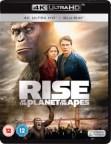 Planet der Affen: Prevolution UHD Blu-ray + Blu-ray