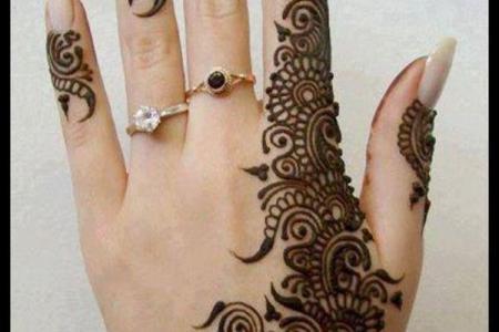 gorgeous henna tattoo bollywood weddings pinterest