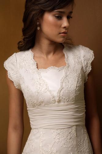 modest modest wedding dresses cheap Love This Modest Wedding Dress