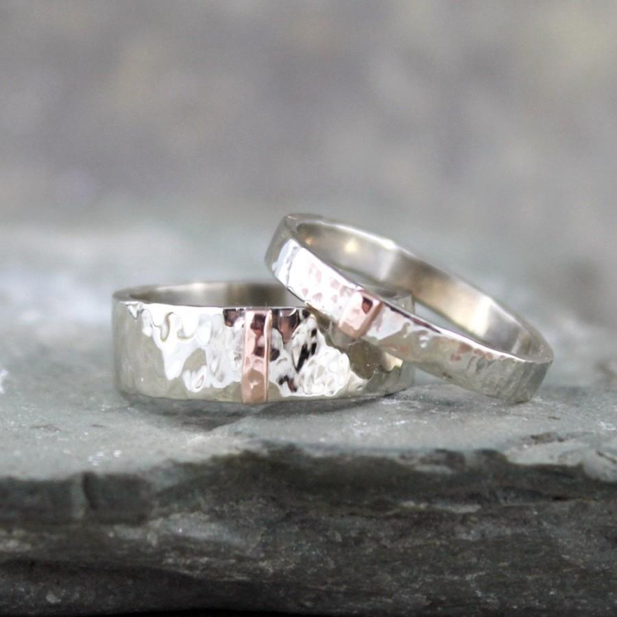 deer antler wedding ring set matching wedding band sets Deer Antler Wedding Ring Set His And Hers Matching Wedding Bands With Engagement Ring