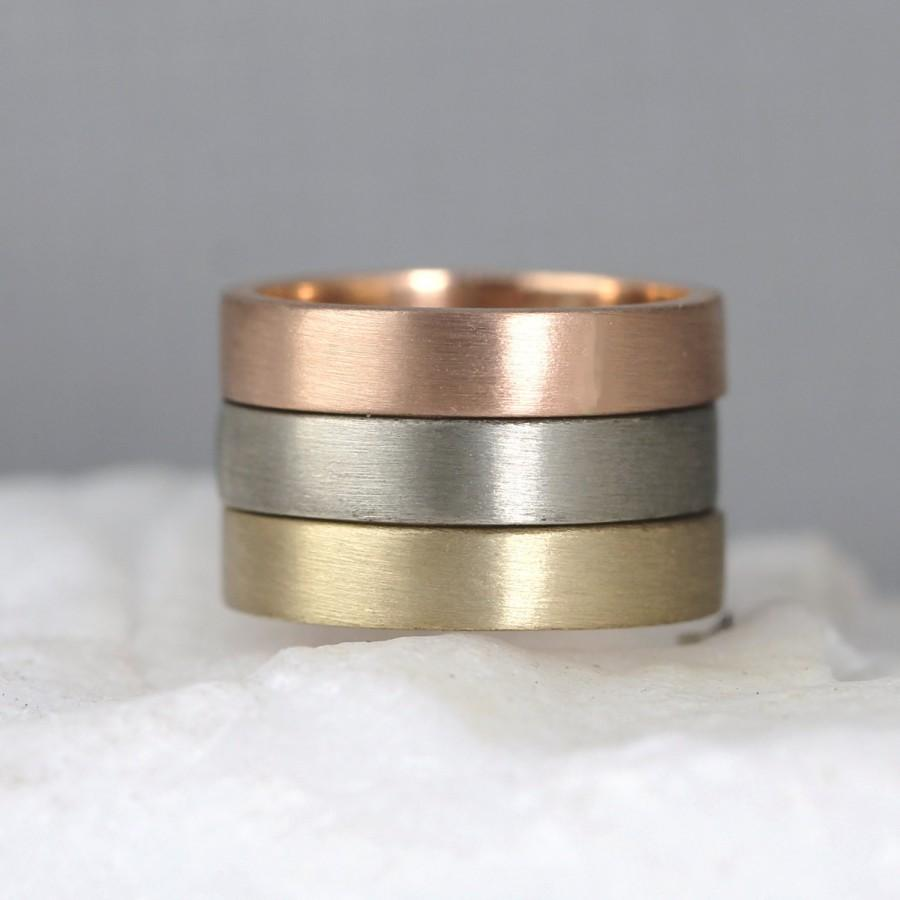 milgrain wedding ring in 18k white gold 5 mm gold mens wedding bands 5 mm 18k White Gold Men s Unisex Milgrain Wedding Band