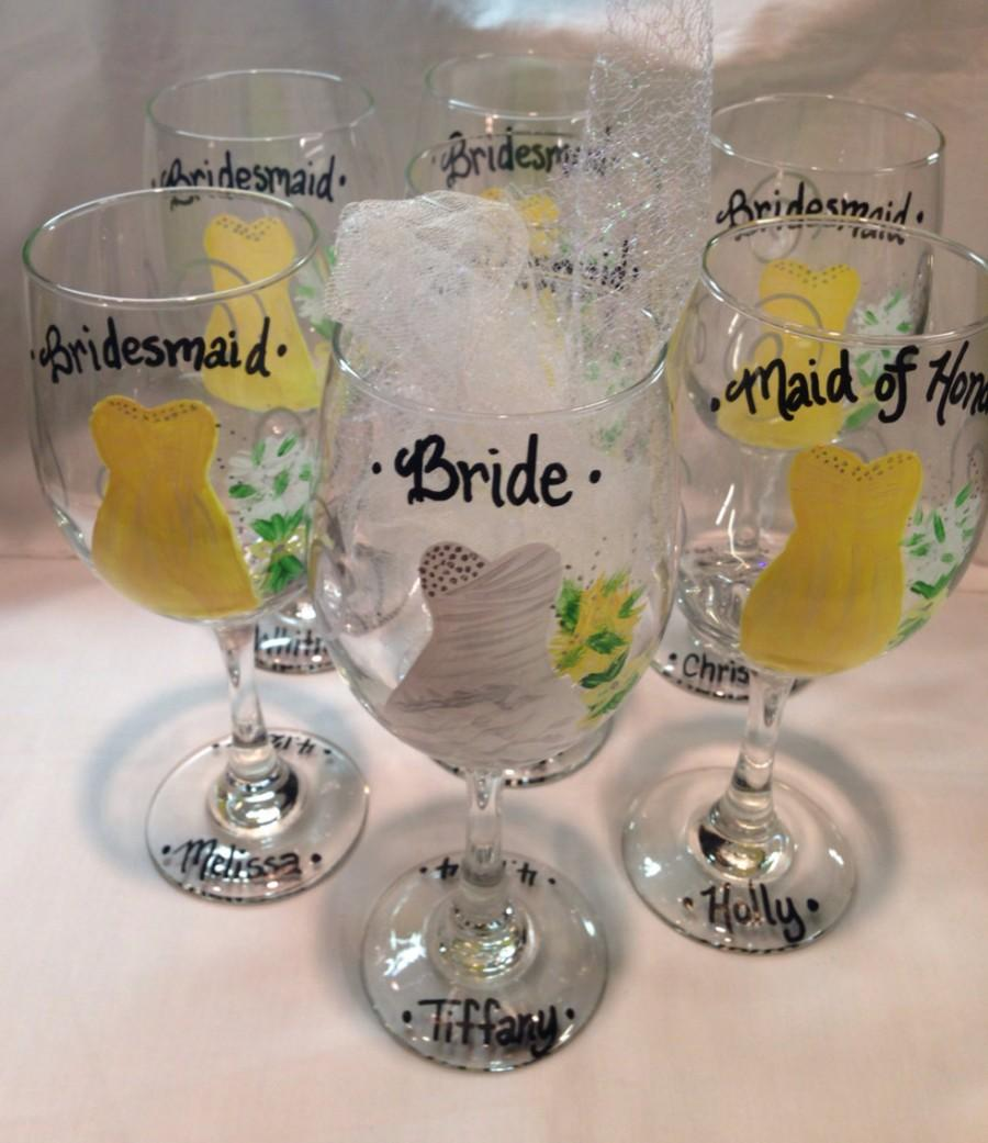 crown toasting flutes wedding glasses Crown Toasting Flutes