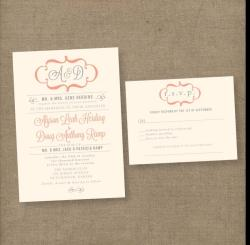 Small Of Vintage Wedding Invitations