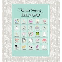 Small Crop Of Bridal Shower Bingo