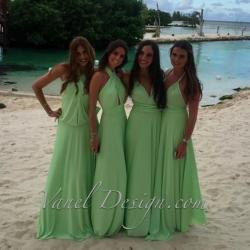 Small Crop Of Convertible Bridesmaid Dress