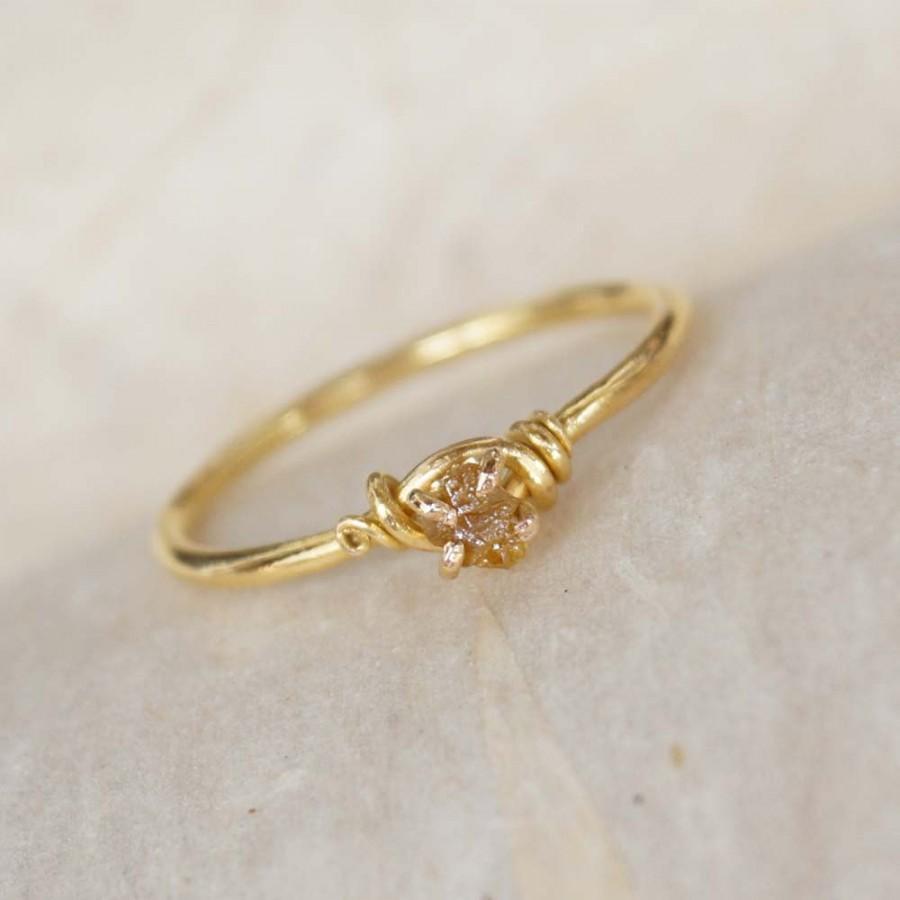 14kt yellow gold princess cut diamonds ring guard wrap solitaire enhancer ct tw wedding wrap ring LARGER VIEW