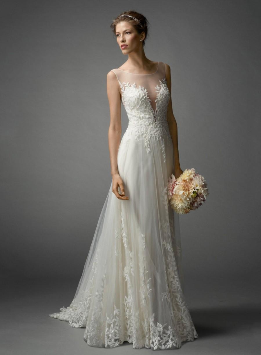 blair shae sexy wedding dresses