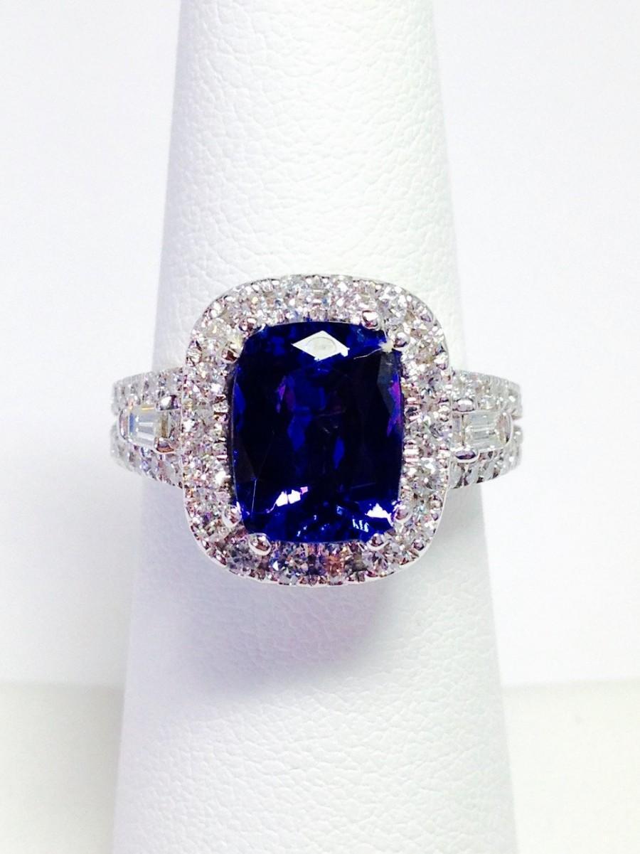 Korrigan Celtic Engagement Ring P tanzanite wedding rings Celtic Tanzanite Engagement Ring Korrigan Click