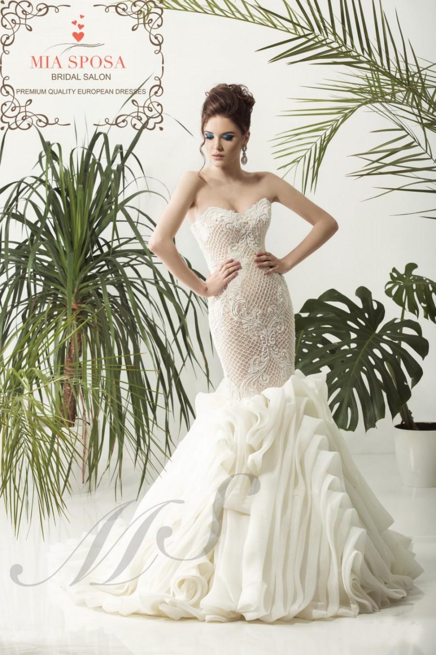 destination wedding dresses destination wedding dresses Sleeveless Filigree Beaded Chiffon Dress