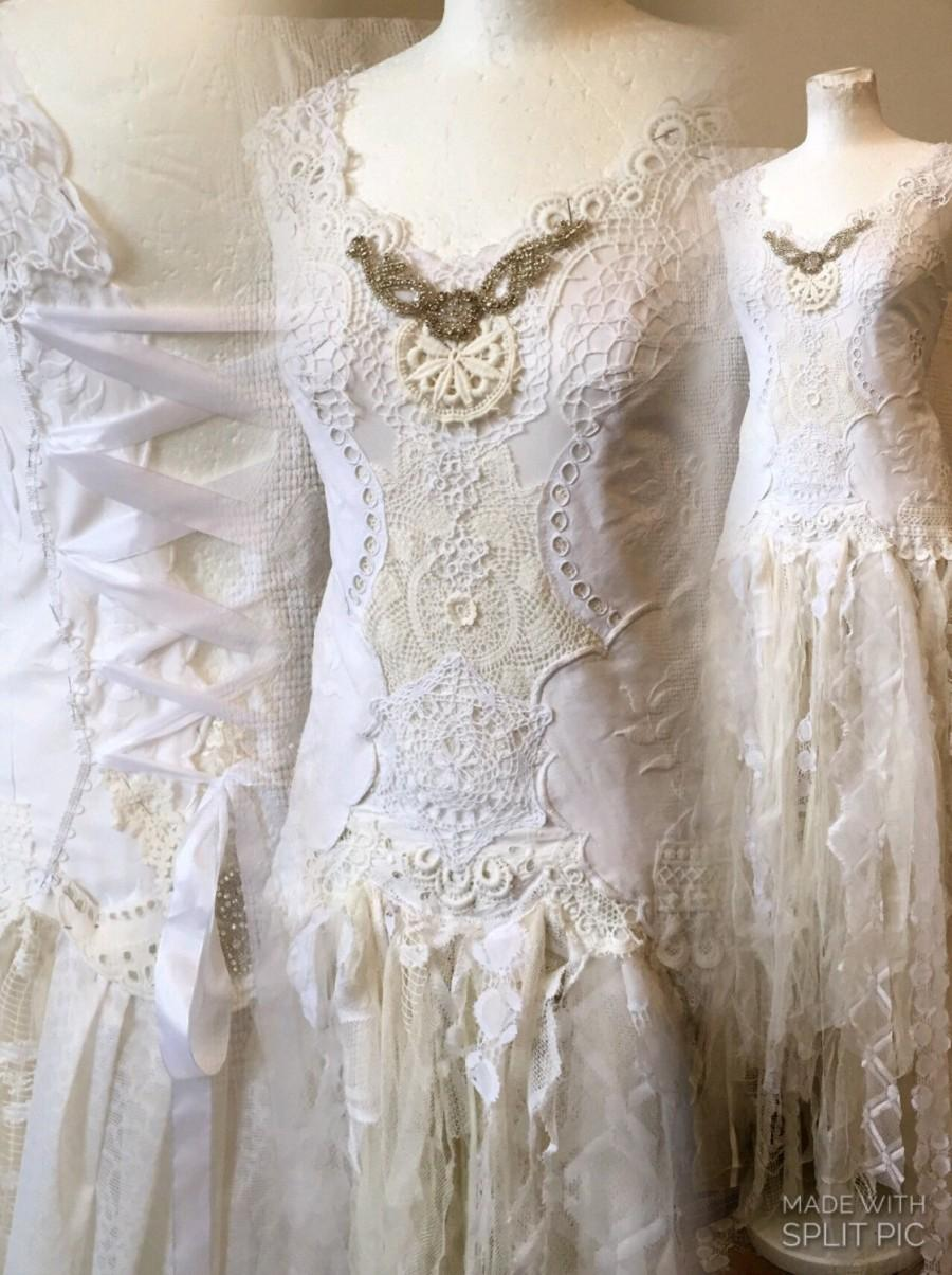 wedding dress collection handmade wedding dresses sleeves detail Fair Trade Eco Indie Ethical handmade wedding dress with illusion