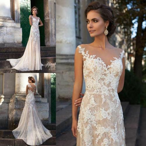 Medium Of Ivory Wedding Dresses