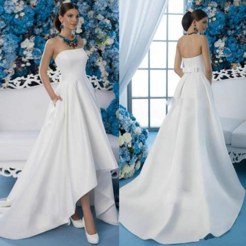 Medium Of High Low Wedding Dress