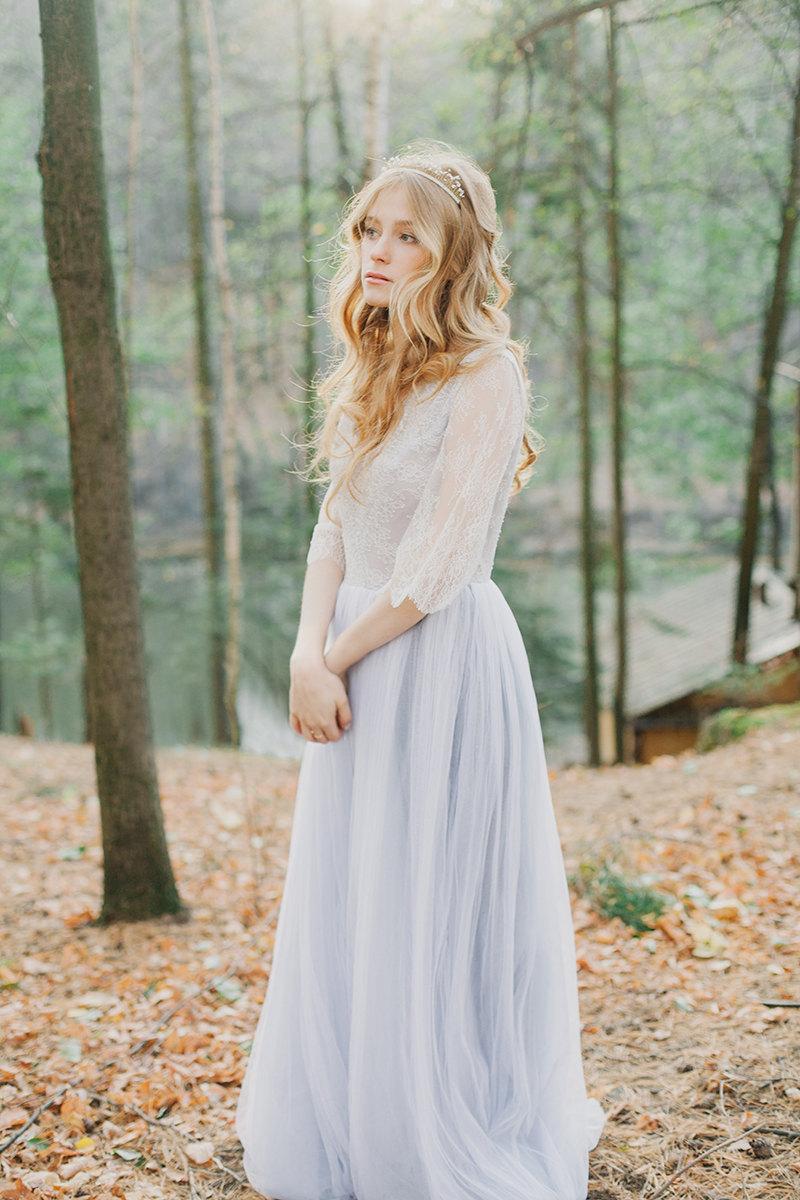 Large Of Lavender Wedding Dress