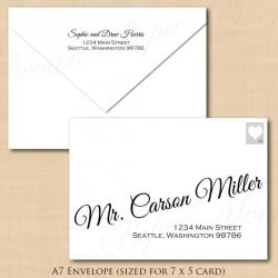 Small Crop Of Wedding Invitation Envelopes