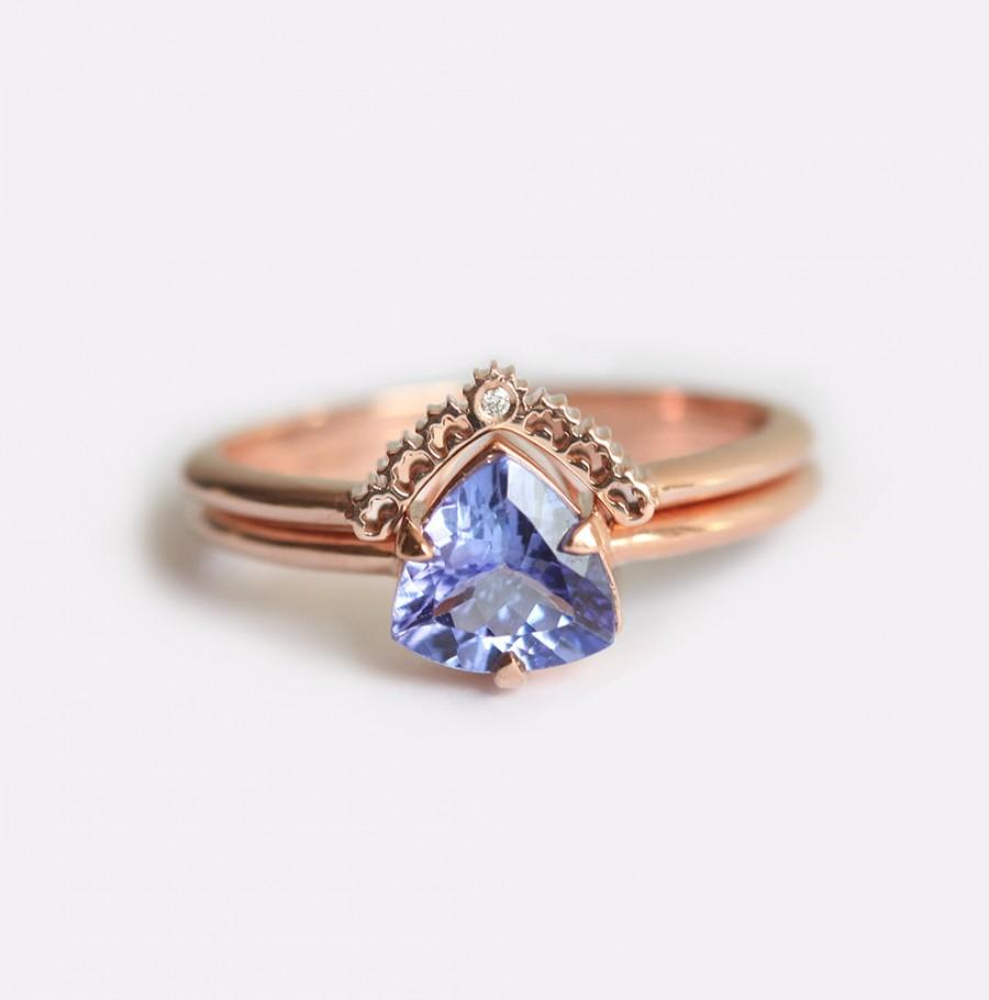 gorgeous 14k black gold 1 0 ct heart tanzanite modern wedding ring engagement ring for women r 14kbgta tanzanite wedding rings Gorgeous 14K Black Gold 1 0 Ct Heart Tanzanite Modern Wedding Ring Engagement Ring for Women R