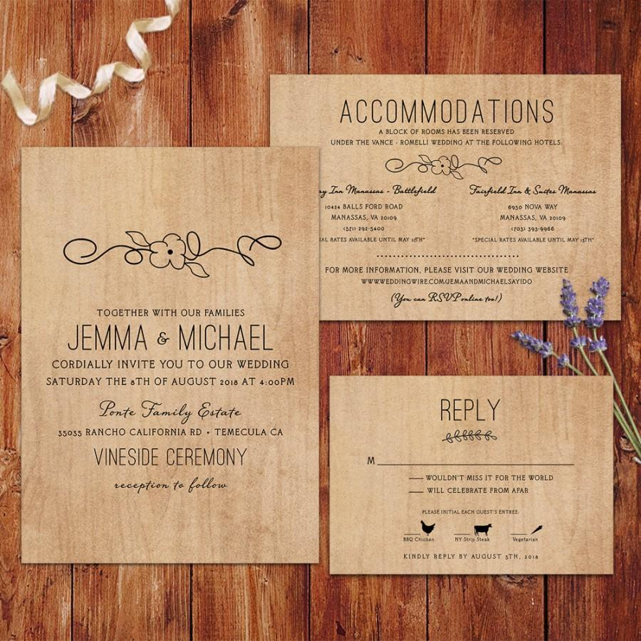 making wedding invitations wood wedding invitations 25 Best Ideas about Making Wedding Invitations on Pinterest Wedding wording Wording for wedding invitations and Wedding invitation etiquette