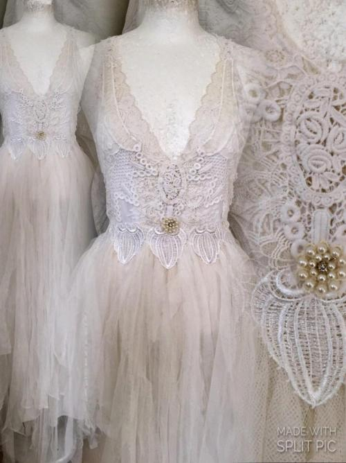 Medium Of Fairy Wedding Dresses