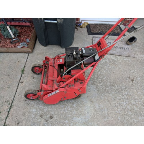 Medium Crop Of Mclane Reel Mower