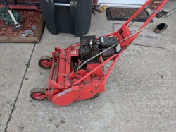 Small Of Mclane Reel Mower