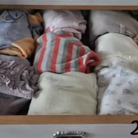 Imprescindibles de bebé I: Ropa