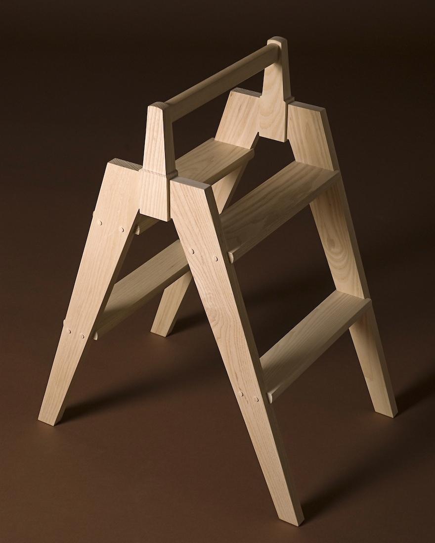 Fullsize Of Wooden Step Stool
