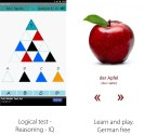 Android Applications With Which Children Can Learn Mathematics, Logic And Languages