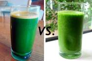 Juice vs Smoothie – What's Better For Your Health?