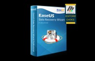 EaseUS Data Recovery Wizard Free 8.8 Recovers Your Files Quick and Easy
