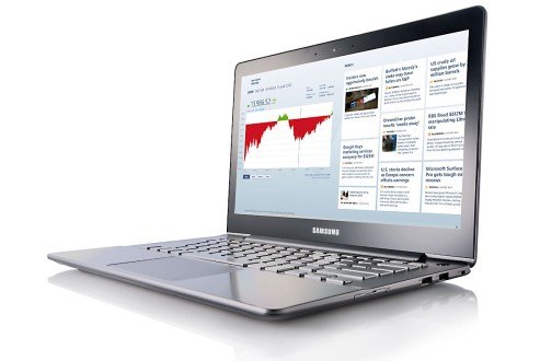 Samsung ATIV Book 7 with Ivy Bridge