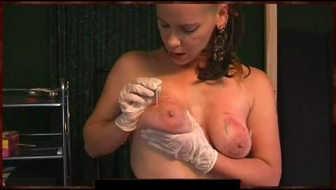 tits after torture