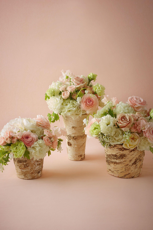 birch dreams vase wedding vases Natural Birch Dreams Vase BHLDN