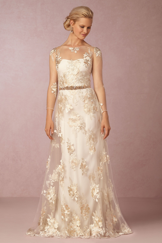 julianna gown wedding dresses for sale Marchesa Notte Ivory Julianna Gown BHLDN