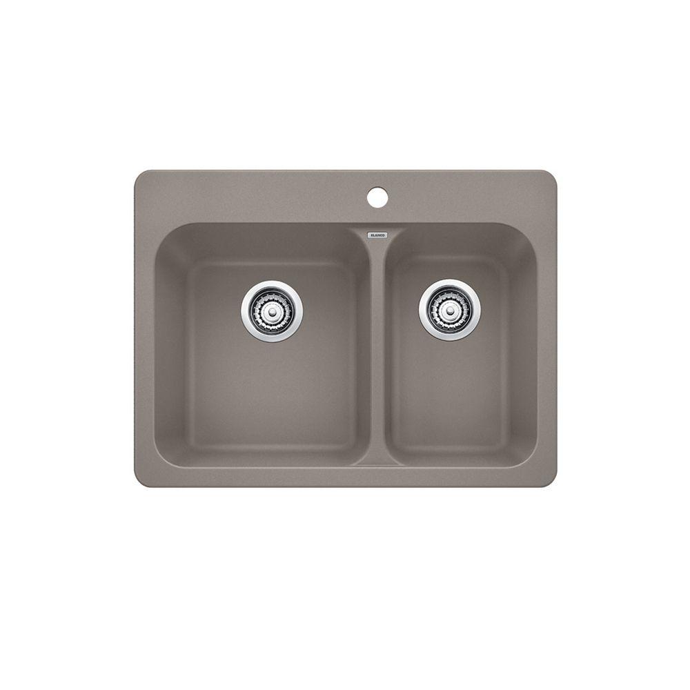 Smothery Blanco Vision Bowl Kitchen Silgranit Granitecomposite Home Depot Canada Blanco Vision Bowl Kitchen Silgranit Granite Granite Composite Sinks India Granite Composite Sinks Vs Quartz Composite houzz-02 Granite Composite Sinks