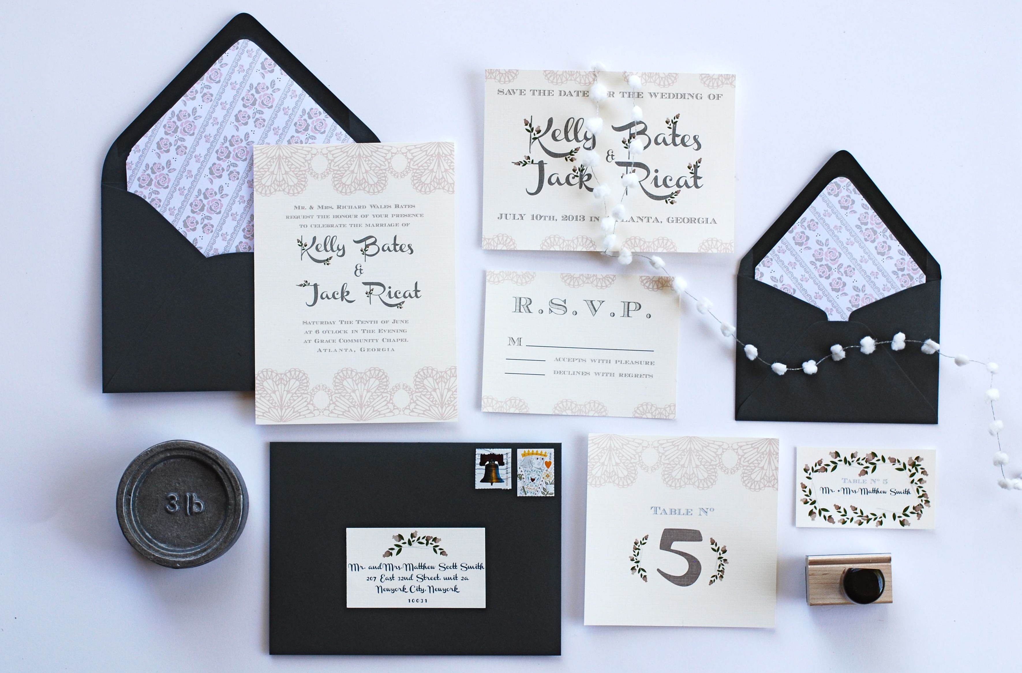 Fullsize Of Vintage Wedding Invitations