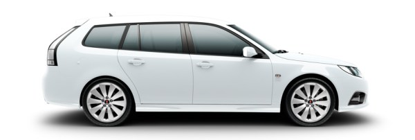 Saab 9-3 Aero Griffin, Felgen 7,5 x 18&quot; ALU 90