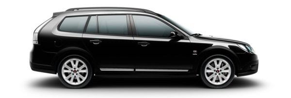 Saab 9-3x Griffin Jetblack Metallic