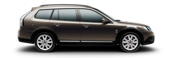 Saab 9-3x Griffin Oak Metallic