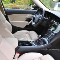 Saab 9-5 Sportkombi: Geheime Einblicke in das Modelljahr 2012