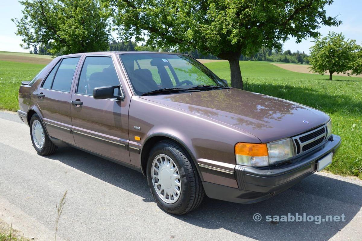 «Der lange Weg» zum alten Saab 9000