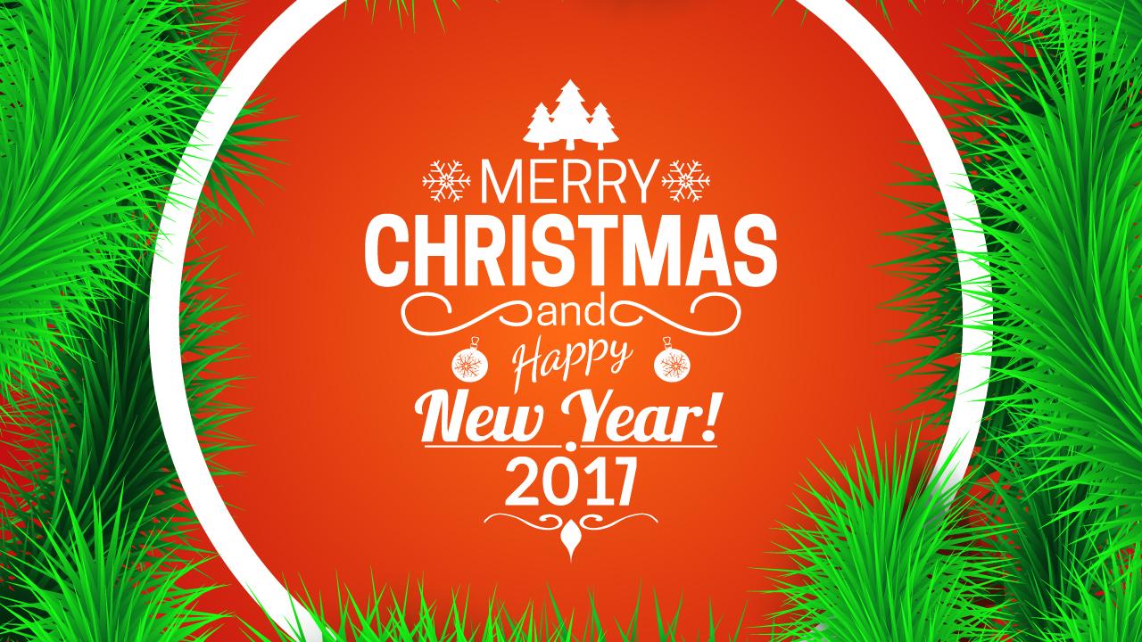 Fullsize Of Merry New Year