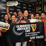 To Arthur! Celebrate 252 years of Guinness