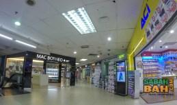 Karamunsing Shopping Centre has plenty of Computer and IT merchendise to offer in Kota Kinabalu, Sabah