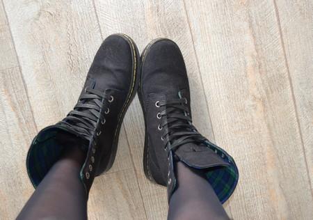 sabali blog couture - jupe simili cuir - 10