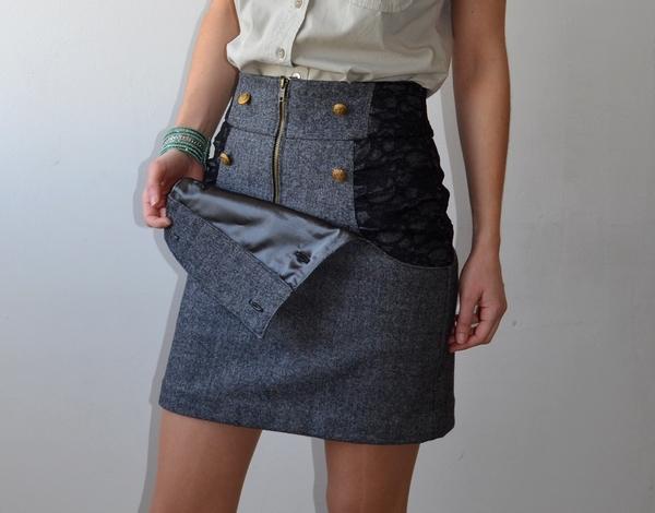 Jupe Kasia - Sabali couture 05