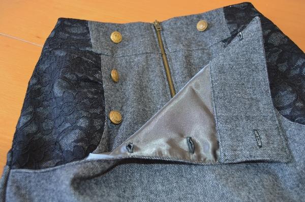 Jupe Kasia - Sabali couture 11