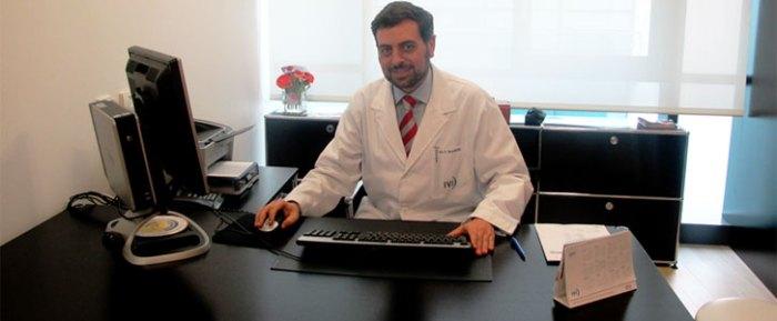 Dr. Carlos Balmori./ Fuente: Blog Dr. Balmori