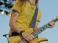 Guitarist Dave Rude