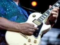 Guitarist Frank Hannon